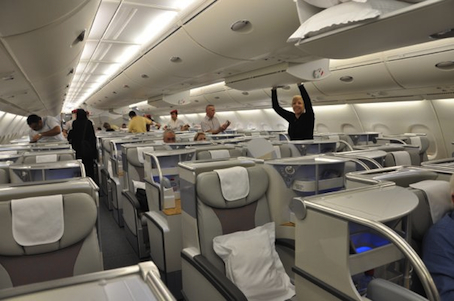 Emirates Airbus A380 Business Class Resource Magazine