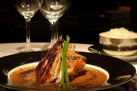 """Blakes restaurant London"""
