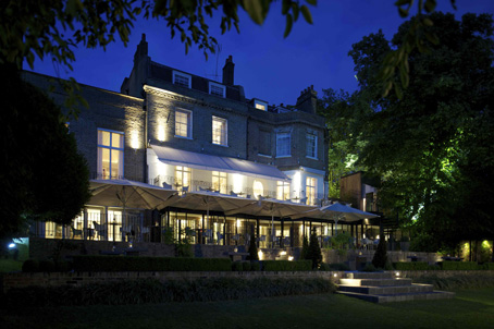 """five star boutique hotel Richmond, London"""