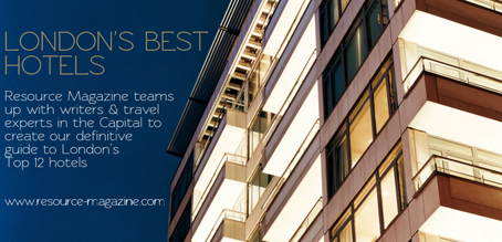 """best hotels in London"""