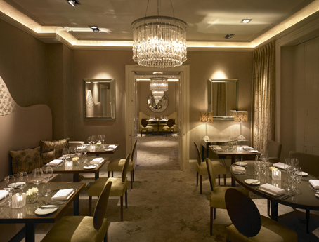 """fine dining restaurant The Bingham, Richmond"""