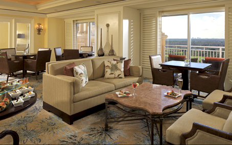 """club level lounge Ritz Carlton"""