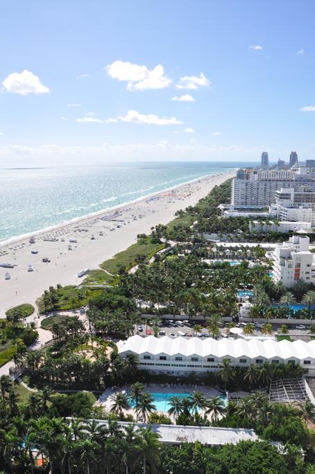 """Townhouse Hotel, South Beach, Miami"""