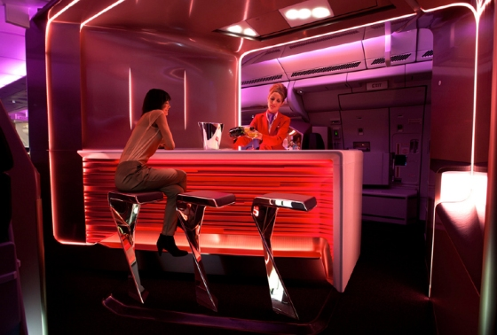 Virgin Atlantic Upper Class, Flying Without Fear