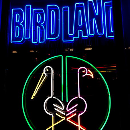 Birdland club New York