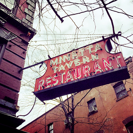 Minetta Tavern New York